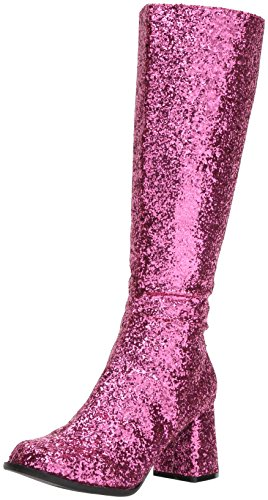 Ellie Shoes Women's Gogo-g Boot, Fuchsia, 8 US/8 M US ()