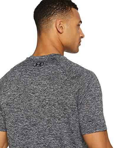 Under Armour Men's Tech 2.0 Short Sleeve T-Shirt, Black (002)/Black, 3X-Large by Under Armour (Image #9)