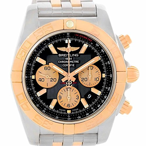Breitling Chronomat automatic-self-wind mens Watch CB0110 (Certified Pre-owned)