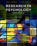 #8: Research in Psychology: Methods and Design, 8th Edition
