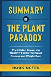 img - for Summary of the Plant Paradox: The Hidden Dangers in