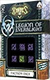 Q-Workshop Privateer Press Hordes Faction Dice - Legion of Everblight