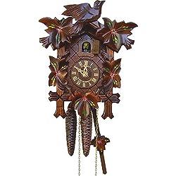 Schneider Black Forest 12 Inch Cuckoo Clock