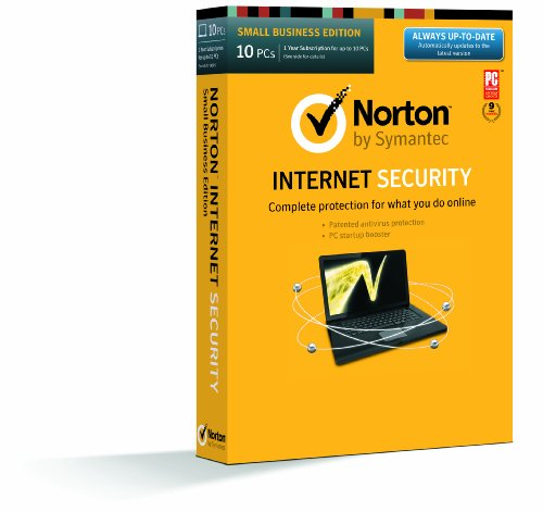 Norton Small Business Device Card product image