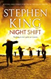 Front cover for the book Night Shift by Stephen King