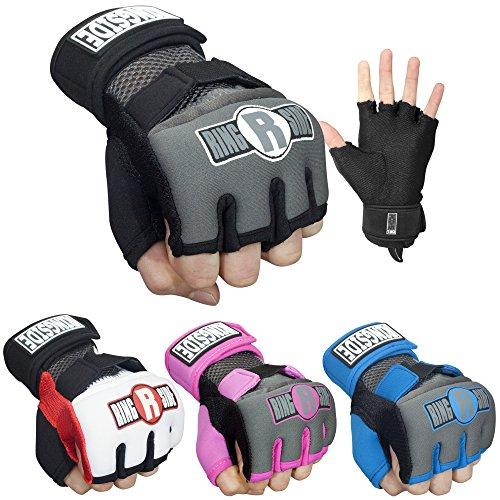 Ringside Gel Muay Thai MMA Kickboxing Training Boxing Hand Glove Wraps