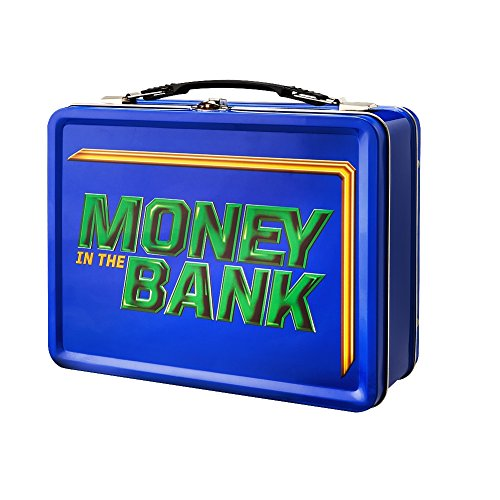 WWE Blue Money in the Bank Lunch Box by WWE