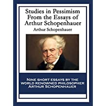 Studies in Pessimism: A Series of Essays