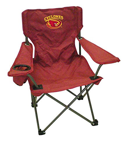 - Rivalry NCAA Iowa State Cyclones Youth Folding Chair With Carrying Case