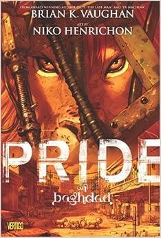 Book Pride Of Baghdad SC (Vertigo)