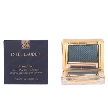 Estee Lauder Pure Color Gelee Powder Eyeshadow for Women, No. 6 Cyber Metallic, 0.03 Ounce