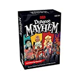 Dungeons and Dragons C61640000 Mayhem Card Game   2–4 Players, 120 Cards