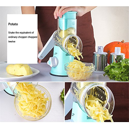 Stainless steel multifunction vegetable cutter - 1