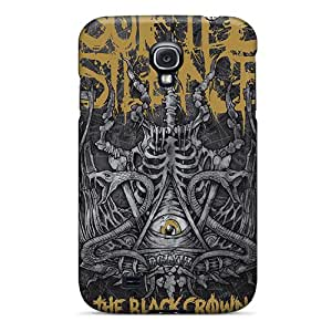 New Suicide Silence Tpu Case Cover, Anti-scratch Karencases Phone Case For Galaxy S4