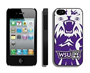 Coolest Iphone 4s Case Weber State Wildcats 7 Mobile Phone Mate Protective Cover for Iphone 4 Accessories