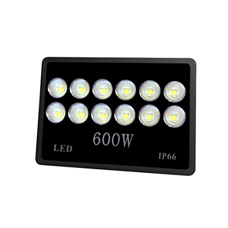 H-XH Proyector LED For Exteriores, 400w/500w/600w IP66 Impermeable ...