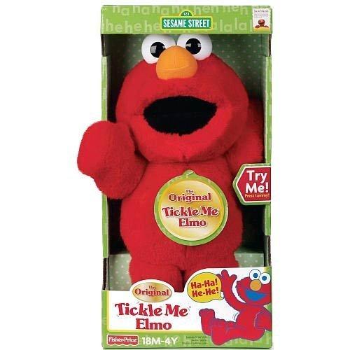 The Original Tickle Me Elmo