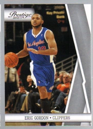 - 2010-11 Prestige NBA #48 Eric Gordon Clippers