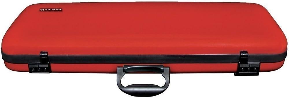 Gewa Estuche para Viola, Idea 3.4 Rojo: Amazon.es: Instrumentos musicales