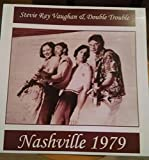 ONE (1) Stevie Ray Vaughan & Double Trouble, Nashville 1979 Vinyl Records