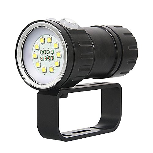 Blue Led Dive Light in US - 9