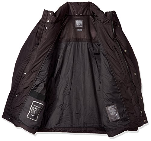 M7428CT2422 Geox Chaqueta Negro Para Black Hombre 644qHd