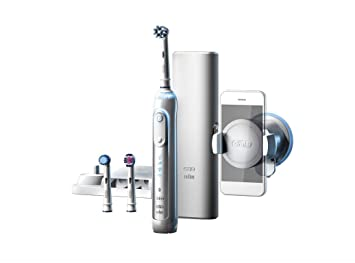 ORAL-B Genius Pro 8000 Electronic Power Rechargeable Battery Electric Toothbrush with Bluetooth Connectivity Powered, 800 g: Amazon.es: Salud y cuidado ...