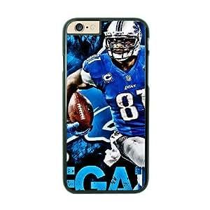 NFL Case Cover For Ipod Touch 5 Black Cell Phone Case Detroit Lions QNXTWKHE1540 NFL Custom Phone Men