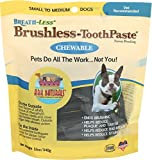 Brushless toothpaste 12ozbreath-less brushless toothpaste brushless toothpaste 12Ozthe product is Manufactured in United States.