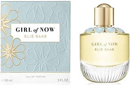 Oferta amazon: Elie Saab - Eau de parfum girl of now, 90 ml/3 oz