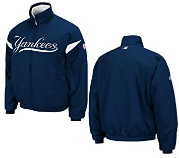 bf6b7659119 Image Unavailable. Image not available for. Color  New York Yankees  6X-Large 6XL Majestic Navy ...