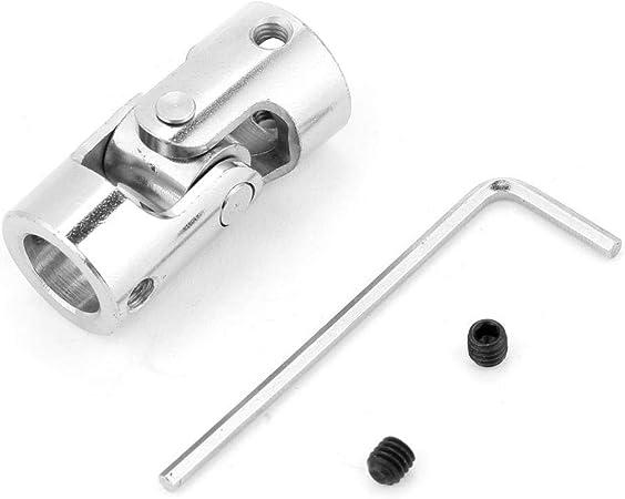 VXB Brand Japan MJC-20-BL 4mm to 6mm Jaw-Type Flexible Coupling Coupling Bore 2 Diameter:6mm Coupling Length 30 Coupling Outer Diameter:20