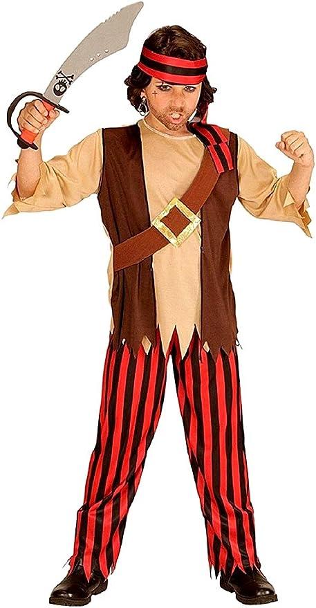 Disfraz de pirata - disfraz - carnaval - halloween - corsario de ...
