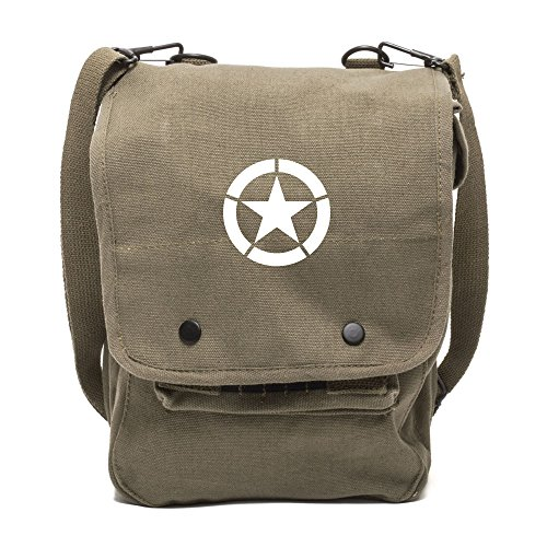 world-war-2-military-jeep-star-canvas-crossbody-travel-map-bag-case-in-olive-white