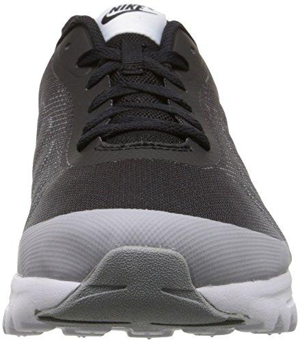 Nike Air Max Invigor Print, Scarpe da Corsa Uomo Black (Black / White-wolf Grey)