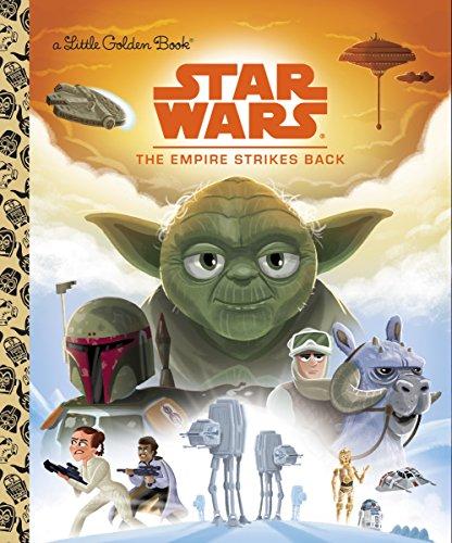 Star Wars: The Empire Strikes Back (Star Wars) (Little Golden Book)