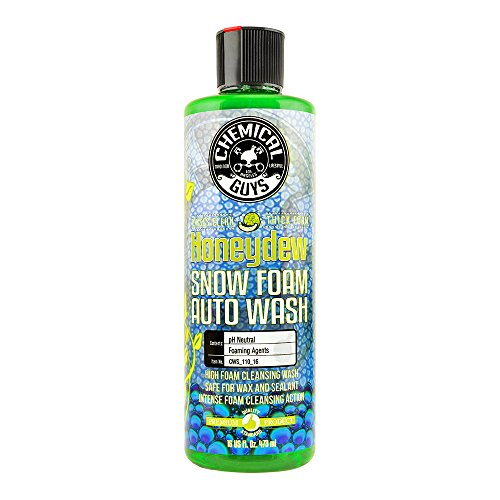 Chemical Guys CWS_110_16 Honeydew Snow Foam Car Wash Soap and