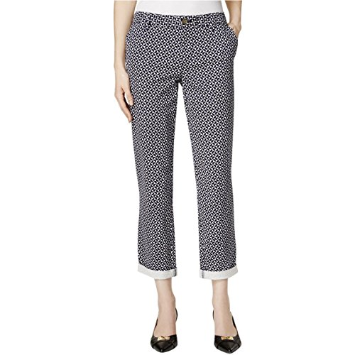 Tommy Hilfiger Womens Printed Pants