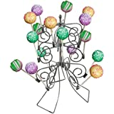 Cake Pop Stand Holder Display 18 Gourmet Baked Treat Candy Lollipop Cobble Creek