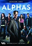 Alphas: The Complete First Season