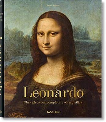 Leonardo. Obra pictórica completa y obra gráfica: Amazon.es: Zöllner, Frank, Nathan, Johannes: Libros