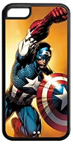 Captain America Hard For SamSung Note 4 Phone Case Cover amSung Galaxy-0094