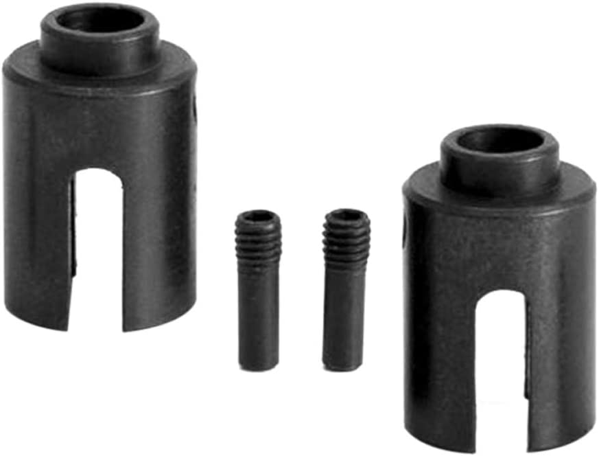 Hellery 2 Unids Metal Drive Cup para Remo Hobby 8035/8036 1 ...