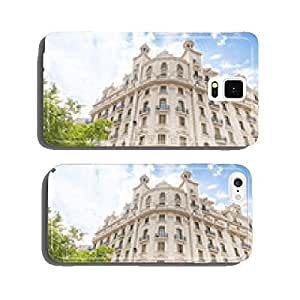 Noble House - House facade in Spain, Barcelona cell phone cover case Samsung S6