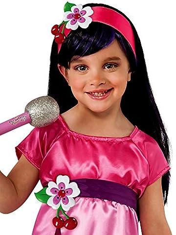 Cherry Jam Wig Costume Accessory - One Size
