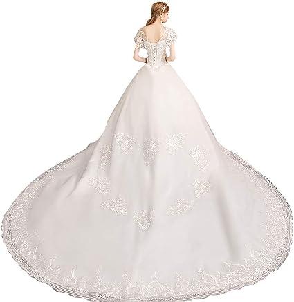 Vestiti Da Sposa Fai Da Te.Abito Da Sposa Sposa Sposata Coreana Collo Alla Coreana Slim Long