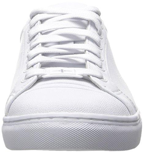 Marchio Nason Los Angeles Mens Santee Moda Sneaker Bianco