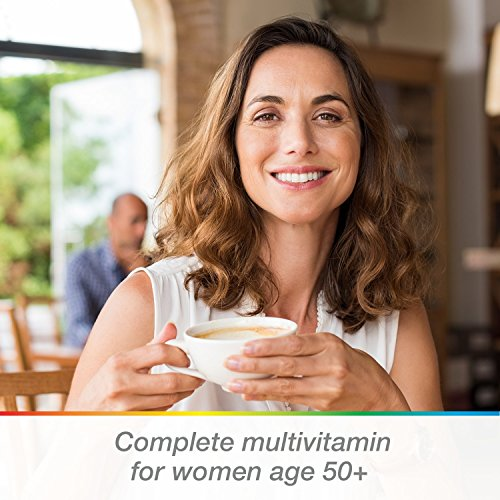 Centrum Silver Women (200 Count) Multivitamin / Multimineral Supplement Tablet, Vitamin D3, Age 50+ by Centrum (Image #1)
