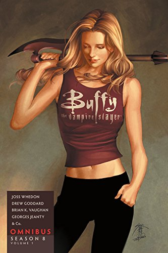 Buffy the Vampire Slayer Season 8 Omnibus Volume 1 (Buffy the Vampire Slayer: Season 8) -