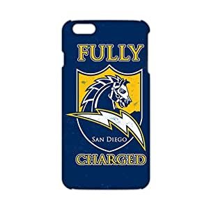 Fortune san diego chargers 3D Phone Case for iPhone 6 Plus